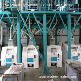 Chine usine du maïs Traitement Ligne