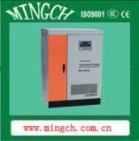 Estabilizador compensado inteiramente automático da tensão AC de SBW (150kVA)