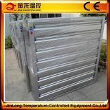 Jinlong a balancé le ventilateur d'aérage de marteau de baisse pour la Chambre de volaille