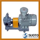 Pompe à engrenages hydraulique de série de KCB