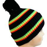 Beanie tricoté populaire avec tricoté dans le modèle NTD1669