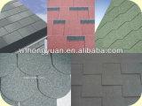 5 ripias de la azotea del asfalto de la marca de fábrica de Hongyuan de las dimensiones de una variable