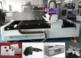 máquina de estaca do laser do aço 1000W inoxidável