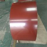 建築材料PPGIの鋼材のPrepaintedカラーによって塗られる電流を通された鋼鉄