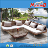 UV Resistance Rattan Outdoor Furniture 3PCS Selectional Sofa Set