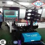 De vaste CNC van het Wapen Scherpe Machine van het Roestvrij staal van het Metaal van de Vlam van het Plasma