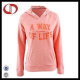 Выполненный на заказ пуловер Hoodies дешевых женщин молодости цены