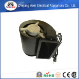 AC 원심 작은 산업 송풍기 안쪽에 외부 회전자 모터