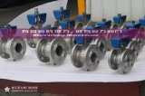 CF8 CF8m Wcb V Segment Ball Valve per Water Treatment