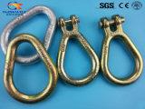 Кольцо соединения Clevis омеги сформированное грушей Peeving