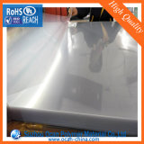 1mm PVCシート、堅いプラスチック透過シート、レーザーの彫版のための堅いゆとりPVCシート