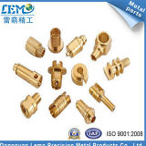 Pezzi meccanici di CNC dell'OEM fatti di ottone (LM-0604B)