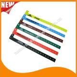 Vinylunterhaltungs-Band Identifikation-Armband-FestivalWristbands (E607054)