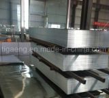 Плитка крыши Gi стальных листов цинка волны Coated Corrugated для Колумбии