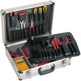 ABS 210*210*130 beweglicher Aluminiumkasten, Instrument-Kasten