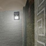 Lámparas solares del sensor de movimiento para el patio al aire libre de la pared
