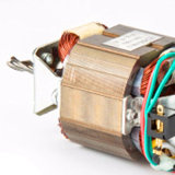 Eje del motor de la desfibradora de papel de la CA como Requirments de Costomer