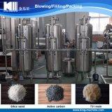Abastecimento de água do RO para a planta do tratamento da água da perfuração
