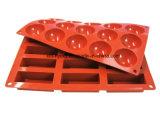 Nahrungsmittelgrad-Silikon-Form für Seife, Kuchen, Brot, kleiner Kuchen, Käsekuchen, Cornbread, Muffin, Schokoladenkuchen