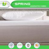 Tela de bambu impermeável branca laminada TPU de 70%Bamboo 30%Poly Terry