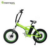 Bafang 48V 500W 8funモーター20インチの小型折りたたみの脂肪質のタイヤの電気バイク