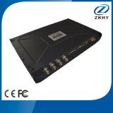 4チャネルのImpinj R2000チップUHFの実行中RFID固定読取装置の超高周波RFIDか答えの読取装置