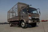 5 طن [هووو] 4*2 شاحنة من النوع الخفيف مع وتر شحن