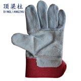 セリウムが付いている労働の保護溶接の革作業手袋