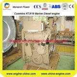 Engine Kt19-M-470 marine approuvée de la CE pour le bateau de pêche