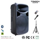 Good Quality를 가진 공장 Supply 12 Inches Plastic Powered Speaker