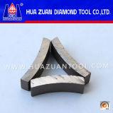 Concreteのための長いLife Span Diamond Core Drill Segment