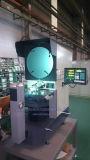 Proyector de perfil horizontal del inspector del Rebar del taller (HOC-400)