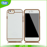 Handy Accessories Soft TPU Bumper Hard Back Fall für iPhone 6