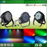 Migliore indicatore luminoso impermeabile di PARITÀ di qualità 54PCS 3W 3 in-1 LED