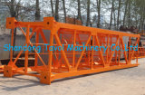 10ton grues à tour de construction de grue à tour de torse nu du model 6018
