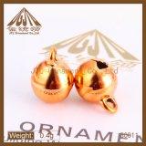 Кольцо колоколы Jingle золота Rose корабля металла качества способа славное