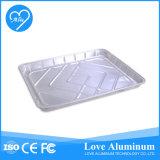 Материал алюминиевой фольги лотка подноса домочадца