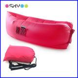 防水膨脹可能な寝袋のナイロン物質的な空気Loungerのソファー