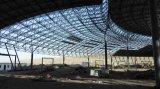 Gimnasia de acero prefabricada de Pasillo del estadio de béisbol del marco del espacio