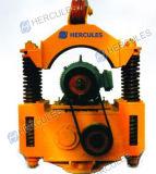Martillo de pila eléctrico con el accesorio hidráulico