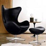 Geformter Ei-Freizeit-Stuhl für Büro oder Wohnzimmer