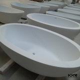Cuba de banho quente autônoma pequena do banheiro de superfície contínuo