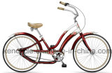 """bicyclette de croiseur de plage de 3 vitesses de 26 """" connexions/Madame Beach Cruiser Bicycle/bicyclette intérieures de croiseur plage de fille"""