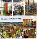 Reizendes Castle Coconut Tree Indoor Playground mit Certificate Approved