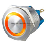 25mm Stainless Steel Ring Illuminated Indicator (IP65 impermeabilizzano)