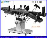 Mesas de operaciones de múltiples funciones hidráulicas eléctricas del equipo quirúrgico