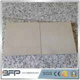Grès beige léger de tuile de nature pour le revêtement de plancher/mur/le pavage/attache de guichet
