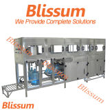 Automatisches 500bph 5gallon Barrel Water Filling Production Line