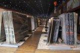 Divers Marmer/Onyx/Travertijn/Kalksteen/Graniet/de Tegel en de Plak van de Lei voor het Comité van de Muur/Voorzijde