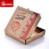 Empaquetado del restaurante de la pizza del papel de Kraft